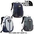 リュック かばん ノース THE NORTH FACE ノースフェイス HOT SHOT CL NM71606 ホットショット シーエル