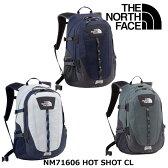 40%off リュック かばん ノース THE NORTH FACE ノースフェイス HOT SHOT CL NM71606 ホットショット シーエル