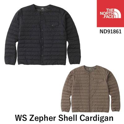 THE NOTRTH FACE(ノースフェイス)WS Zepher Shell Cardigan