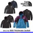 ノースフェイス メンズ ジャケット XXX Triclimate Jacket NP21730 トリプルエックストリクライメイトジャケット カラー:K THE NORTH FACE【17ss】