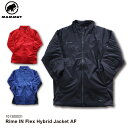 マムート メンズ ジャケット Rime IN Flex Hybrid Jacket AF Men #1013-00031 MAMMUT 特価SALE [555sale][spp]