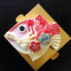 還暦祝いにプレゼントするケーキ
