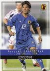 柳沢敦 日本代表 2006 FIFAワールドカップドイツ アジア地区最終予選突破記念カード【新品】