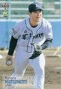 2019 BBMベースボールカード 021 松本 航 埼玉西武ライオンズ (レギュラーカード) 1stバージョン