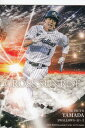 2019 BBMベースボールカード CS23 山田哲人 東京ヤクルトスワローズ (レギュラーカード/CROSS SUNRISE) 1stバージョン