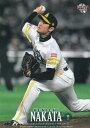 2018 BBM ベースボールカード 2ndバージョン 337 中田 賢一 福岡ソフトバンクホークス (レギュラーカード)