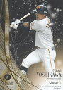 BBM2018 GENESIS REG-085 吉川尚輝 (レギュラーカード/読売ジャイアンツ) ベースボールカード ジェネシス