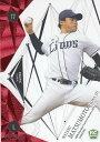 【レッド版 31/75】BBM 2019 GENESIS 003 松本 航 埼玉西武ライオンズ (レギュラーカード) ベースボールカードプレミアム ジェネシス