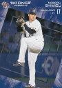 BBM ベースボールカード 35 清水 昇 東京ヤクルトスワローズ (レギュラーカード) 2021 ICONS -PROGRESS-
