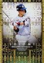 BBM ベースボールカード 106 塩見泰隆 東京ヤクルトスワローズ (レギュラーカード) プレミアム2021 GENESIS