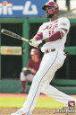 プロ野球チップス2019 第3弾 reg-180 J.ブラッシュ (楽天) レギュラーカードの商品画像
