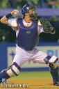 プロ野球チップス2019 第1弾 reg-048 中村悠平 (ヤクルト) レギュラーカード