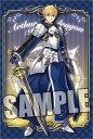 【セイバー/アーサー・ペンドラゴン】 Fate/Grand Order トレーディングミニクリアファイル ポストカード付き Part.2