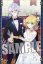 【マーリン&アルトリア・ペンドラゴン】 Fate/Grand Order トレーディングミニクリアファイル ポストカード付き Part.2