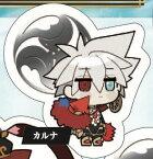 【ランサー/カルナ】 Fate/EXTELLA ダイカットボードバッジ (玉藻の前陣営Ver.)
