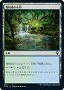 realizeで買える「マジックザギャザリング CMR JP 503 森林地の小川 (日本語版 コモン 統率者レジェンズ」の画像です。価格は20円になります。