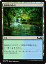 realizeで買える「マジック・ザ・ギャザリング M19 JP 260 森林地の小川(日本語版コモン 基本セット Core 2019 ボックス収録 MTG」の画像です。価格は20円になります。