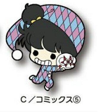 【C/コミックス5】あさりちゃん TINY ラバーストラップ画像