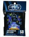 海外限定 スターウォーズ ダースベイダー カードスリーブ 50枚 Star Wars Art Sleeves: Empire Strikes Back【新品】
