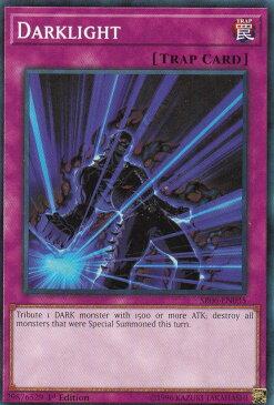 遊戯王 SR06-EN035 闇の閃光 Darklight(英語版 1st Edition ノーマル)【新品】