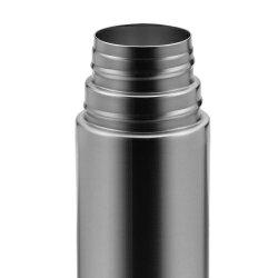 【石川県/MokuNeji(もくねじ)】木製コップつき水筒bottle-Hairline/L