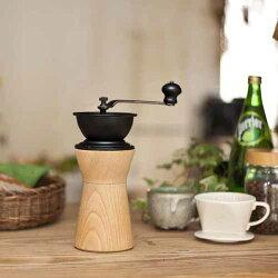 [MokuNeji][コーヒーミル][送料無料]COFFEEMILL(モクネジ/手動式/珈琲ミル/手動/手挽き/伝統工芸/贈り物/木製/アンティーク風/コーヒー豆/ハンドミル/珈琲ミル/おすすめ/カリタ/kalita/木目/和/内祝い)
