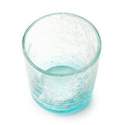 【送料無料】【山口県】萩ガラス(はぎがらす)内ひび角ロックグラス