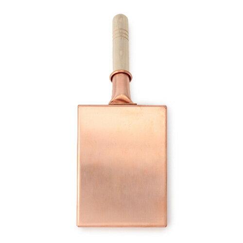 銅玉子焼鍋 銅玉子焼鍋 12cm 長玉子焼き器/フライパン/国産/日本産/職人