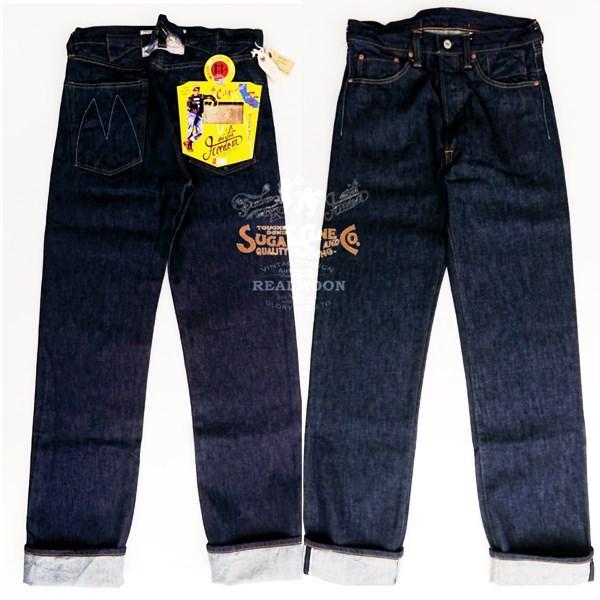 メンズファッション, ズボン・パンツ MISTER FREEDOM SUGAR CANE () No.SC41867 13oz NOS