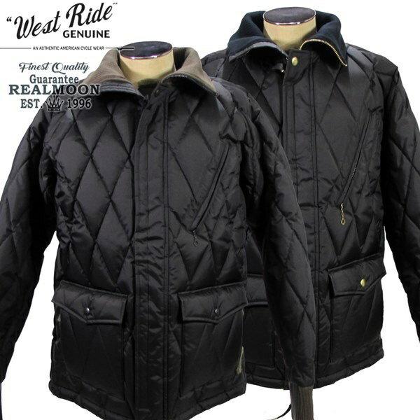 メンズファッション, コート・ジャケット WEST RIDE DOWN RACING TYPE2No.HJW02RF BLACKBLACKBROWNBLACK(RED STITCH)