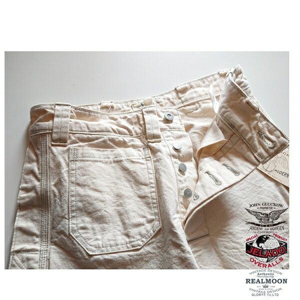 JELADO/JOHN GLUCKOW Net Maker's Trousers(ネットメーカーズ トラウザーズ) ナチュラル/No.JG31357
