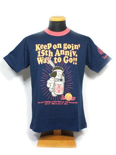 トップス, Tシャツ・カットソー  t TOYS McCOY REAL MOONTOYS McCOY COLLABO HENLY TEE 15th ANNIVERSSARYNo.TMC1139