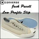 【2011春物新作!ジャックパーセル スリッポン】【CONVERSE】コンバース【121575/ Jack Purcel...