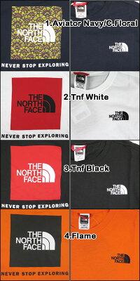 THENORTHFACE/ザ・ノースフェイス/Tシャツ/メンズ/REDBOX/レッドボックス/ロゴ
