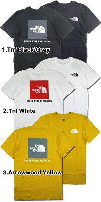 THENORTHFACE/ザ・ノースフェイス/Tシャツ/メンズ/半袖/ティーシャツ/ロゴ