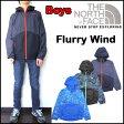 ノースフェイス ジャケット キッズ THE NORTH FACE マウンテンパーカー BOYS FLURRY WIND HOODIE ジュニア レインジャケット 05P03Dec16