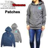 ノースフェイス THE NORTH FACE レディース パーカー PATCHES PULLOVER HOODIE プルオーバー 18新作 XS S M L