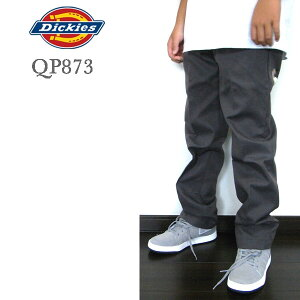 ディッキーズ チノパン キッズ ジュニア QP873 スリム ストレート パンツ BOYS SLIM STRAIGHT PANT