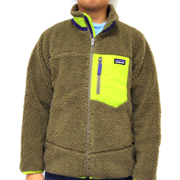 reason | Rakuten Global Market: Patagonia kids &39 retro X fleece