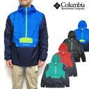 コロンビア COLUMBIA マウンテンパーカー メンズ Flashback Windbreaker ジャケット ウィンドブレーカー KM3971 05P03Dec16