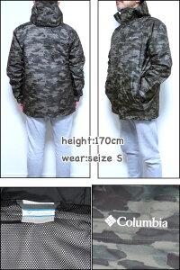 コロンビア/COLUMBIA/マウンテンパーカー/メンズ/Watertight2Jacket/ブラック/ジャケット/ウィンドブレーカー/RM2433