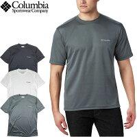 columbia/コロンビア/メンズ/Tシャツ/ドライ/速乾性/紫外線