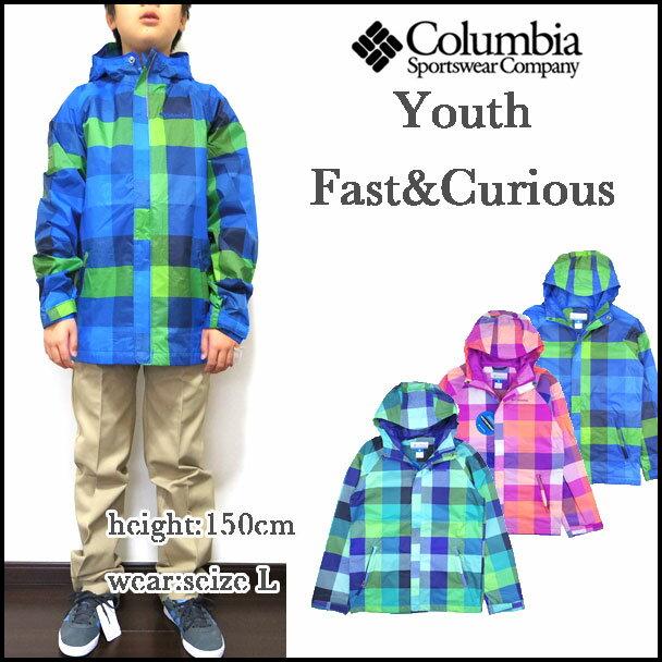 COLUMBIA/コロンビア/キッズ/マウンテンパーカー/Fast&Curious Jacket/ジャケット 05P03Dec16
