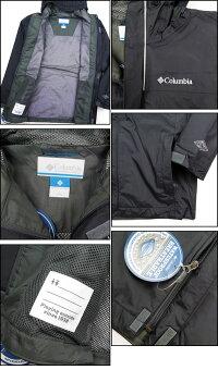 ColumbiaコロンビアジャケットキッズマウンテンパーカーYouthWatertightJacketジュニア子供RB2118