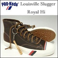 【2012夏新作!プロケッズ Louisville Slugger コラボ!ロイヤル ハイカット】Pro-Keds/Loui...