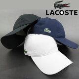 ラコステ キャップ 帽子 メンズ LACOSTE RK2447 Mens Sport Taffeta Cap ブランド