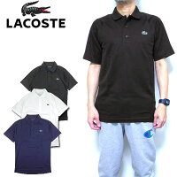 LACOSTE/ラコステ/ポロシャツ/メンズ/男性用/速乾性