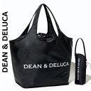 エコバッグ DEAN&DELUCA ディーン& デルーカ トートバッグ 大容量