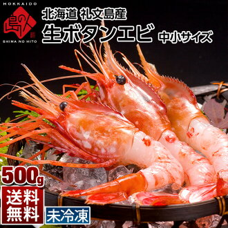 Rebun and Rishiri Island produced live have small 500 g Hokkaido gift sweets gift