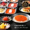 ギフト 北海道の海鮮6点セット 島の人セレクション【送料無料】ギフト セット 食